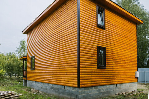 Новый зимний дом у реки Векса, рядом озеро Плещеево - Фото 2