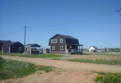 Купить дом в деревне Хутынь, Новгородского района - Фото 1
