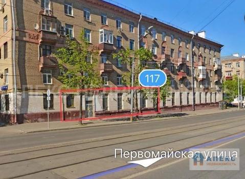 Аренда помещения пл. 227 м2 под магазин, м. Первомайская в жилом доме . - Фото 1