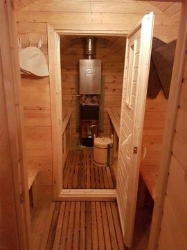 Современный коттедж с баней в пос. Зеркальный - Фото 4