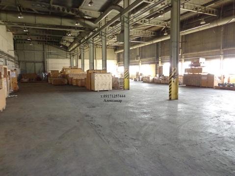 Производственно-складское помещение 3500 кв.м. в г.Тольятти.