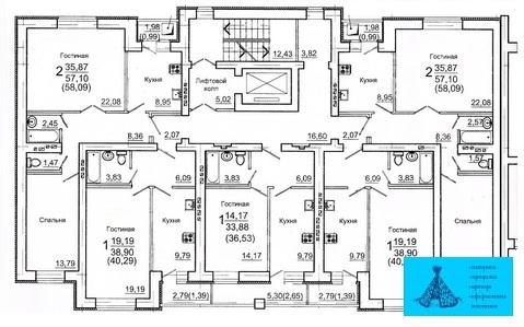 1 112 000 Руб., Юбилейный , ул. Воскресенская, Купить квартиру в Саратове по недорогой цене, ID объекта - 325342802 - Фото 1