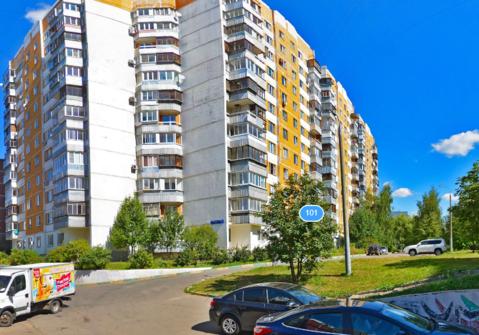 Продается 3-х комнатная квартира г. Москва, ул.Южнобутовская д. 101 - Фото 2
