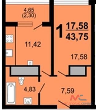Продажа квартиры, Тверь, Ул. 15 лет Октября - Фото 2