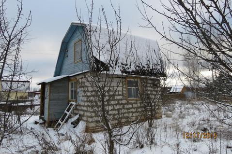 Кирпичная дача с Печкой, СНТ Самарино - Фото 1
