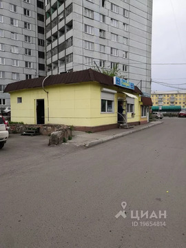 Торговая площадь в Красноярский край, Красноярск ул. Александра . - Фото 1