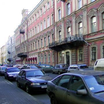 Комплекс из трех зданий в центре Санкт-Петербурга - Фото 4