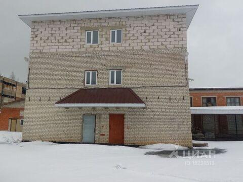 Производственное помещение в Владимирская область, Костерево . - Фото 1