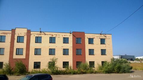 Производственно-складской-офисный комплекс 5714 м2 в Щелково, Рабочая - Фото 1