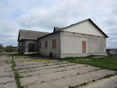 Цех мясопереработки 1-этажный площадью 231 кв.м. Волоколамск - Фото 2