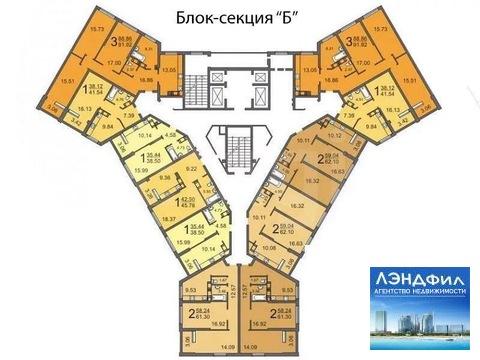 2 комнатная квартира, Орджоникидзе, 44 - Фото 4