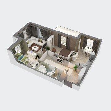 Продажа квартиры, Пенза, Ул. Антонова - Фото 1