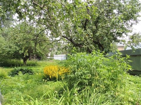 Продам земельный участок 7 соток в г.Мытищи, поселок Дружба - Фото 1