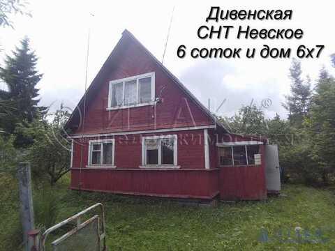 Продажа дачи, Лужский район, СНТ Невское тер - Фото 1