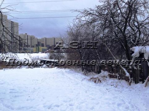 Минское ш. 7 км от МКАД, Глазынино, Участок 7 сот. - Фото 1