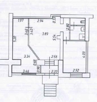 Продается доля помещения (готовый арендный бизнес) с доходностью 15% . - Фото 2