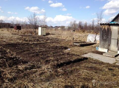 Продается земельный участок, с. Тополево, ул. Гаражная - Фото 3