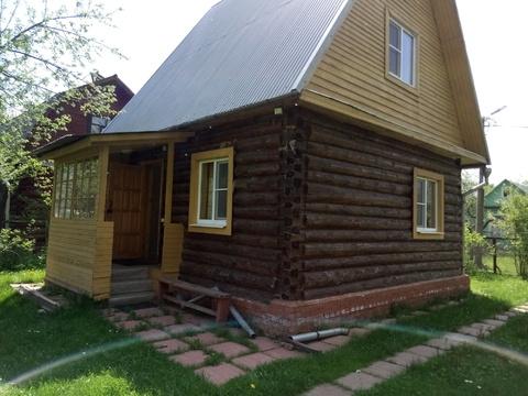 Участок с домом в Голицыно - Фото 1