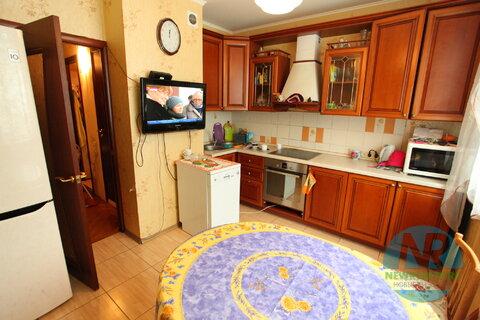 Сдается 3 комнатная квартира на Гурьевском проезде, Аренда квартир в Москве, ID объекта - 318412241 - Фото 1