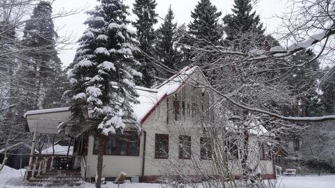 Дом 180 кв.м на 23 сотках земли в стародачном живописном месте в . - Фото 1