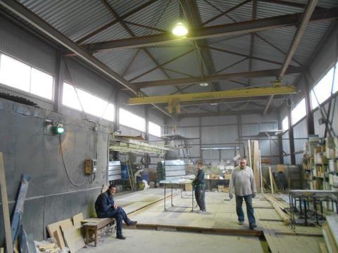 Аренда холодного склада 374 кв м в г.Мытищи - Фото 1