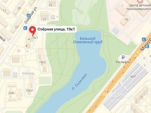 Продам 2-к квартиру, Москва г, Озерная улица 19к1 - Фото 2