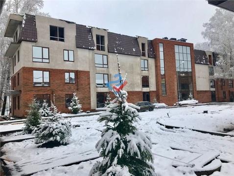 2-к смарт квартира 40 м2 в с. Миловка - Фото 2