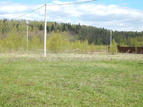 Участок 10 соток рядом с рекой, Тучково - Фото 3