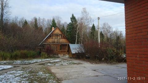 Участок 27 соток посреди леса в Москве Звезда 95 - Фото 1
