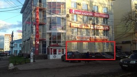 Аренда 370 кв 1 й этаж проспект гагарина - Фото 2