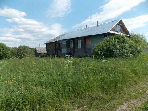 Продажа дома, Большое Коровино, 43, Кирилловский район - Фото 1