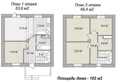Коттедж в кп Журавли - Фото 3