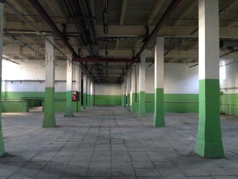 Аренда производственного помещения 1300 кв.м. в Зеленограде - Фото 1