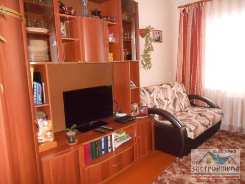 Продам 2-к квартиру, Кудеевский, улица Пушкина 5 - Фото 1