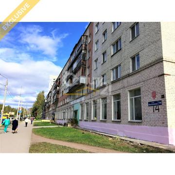 Пермь, калинина, 74, Купить квартиру в Перми по недорогой цене, ID объекта - 321871609 - Фото 1