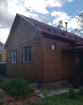 Продается 2х этажная дача 110 кв.м на участке 6.3 сотки - Фото 1