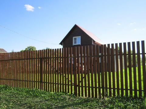 Дом в д. Никулино Тульской области - Фото 1