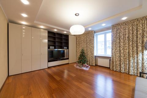 Купите уникальную квартиру 56 м2 в 140 м от Патриарших прудов! - Фото 1