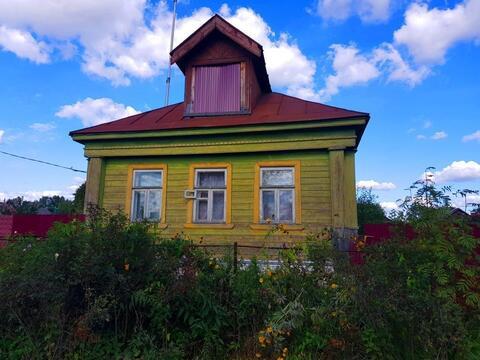 Дом в черте города с газом и всеми удобствами - Фото 1