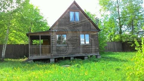 Продам дом 30 кв. м с участком 14 соток, д. Сафонтьево, 45 км от МКАД . - Фото 1