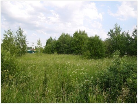 Прекрасный участок ИЖС для вашего дома в Крекшино! - Фото 1
