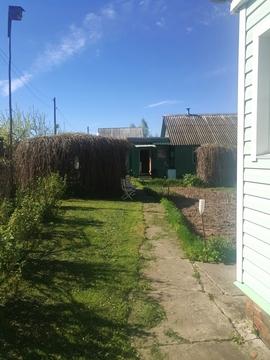 Участо 8,5 сотокс домом 37,5 кв.м в д. белозерово - Фото 2