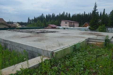 Продам готовый фундамент с цокольным помещением - Фото 1