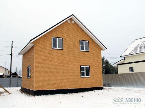 Новый двухуровневый дом площадью 110 кв.м. 'под ключ'. Участок 5 . - Фото 3