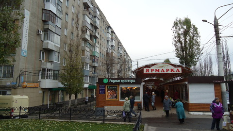 3-х комн. квартира ул. Новосибирская д. 34, 57.5 кв.м, 2/9 этаж - Фото 2