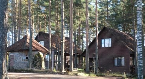 Гостиничный комплекс на 81км трассы Скандинавии - Фото 1