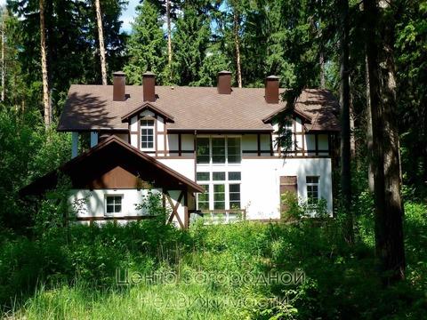 Продается коттедж. , Новая Купавна, коттеджный поселок Лесная Купавна - Фото 1