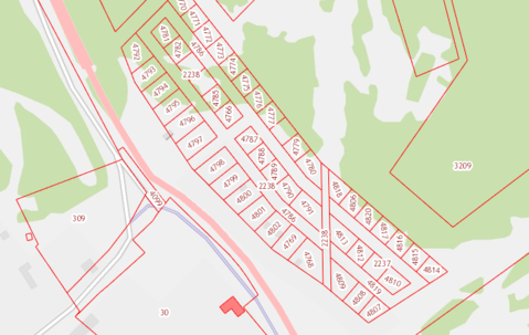 Продам земельный участок 3,5 га под малоэтажное строительство