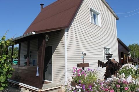 Дом, земельный участок 6 соток в г.Кимры, с/т Станкостроитель - 2. - Фото 1