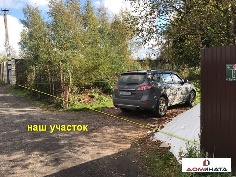 "Участок 6 соток в Сертолово, СНТ ""Ромашка"" - Фото 3"